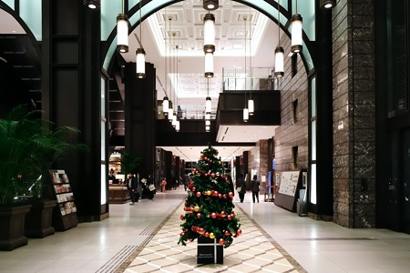 2017.12.19 新丸ビル Tree