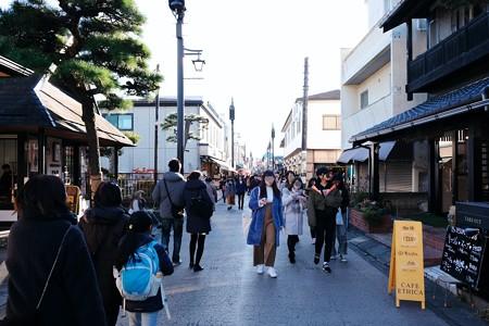 2017.12.28 鎌倉 小町通り