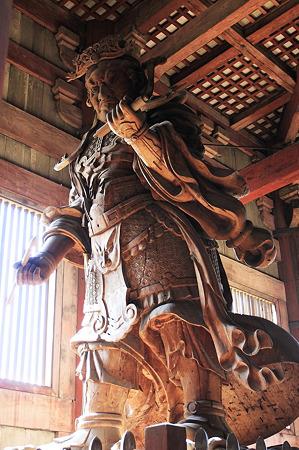 2010.04.28 東大寺 広目天立像