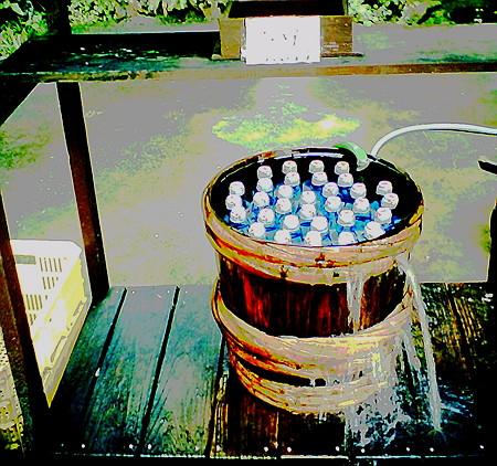 2010.08.17 法師温泉 ラムネ樽 ノイズモードSQ30m