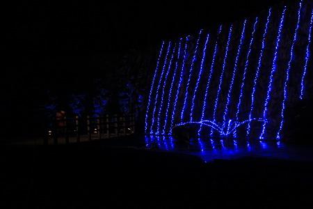 イルミの滝