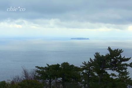 初島の見える風景・・