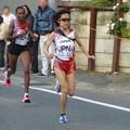 陸上日本代表 萩原歩美選手