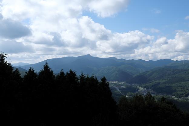 芸北の山なみ(5)
