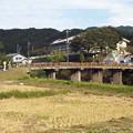 Photos: 171009 (176)助川時子トーチ走した橋