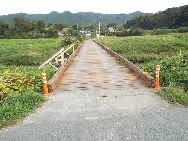 171009 (192)三男と木脇先生が走った木橋