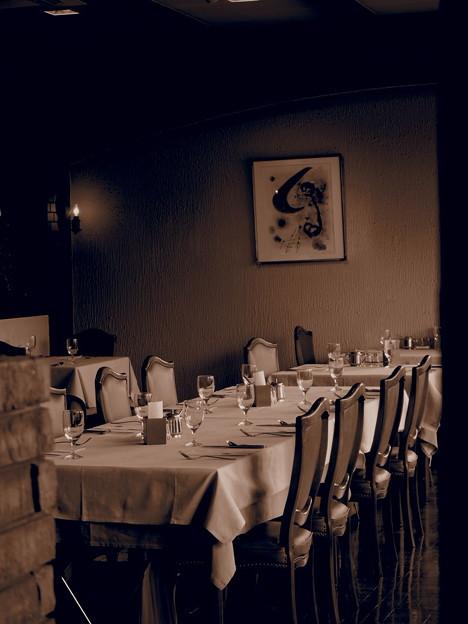 老舗レストラン
