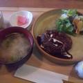 Photos: ハンバーグランチ! #きょうご飯