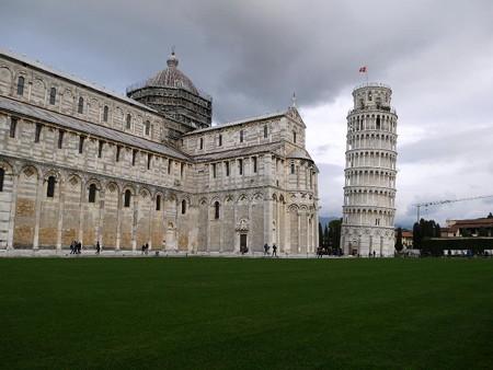 180111-26ピサの斜塔