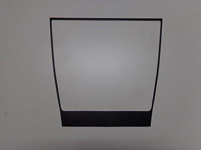 レヴォーグ D型 オーディオパネル カーボンシート