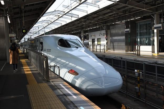 新大阪から鹿児島中央まで行く列車