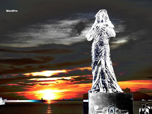 マニラ慰安婦像