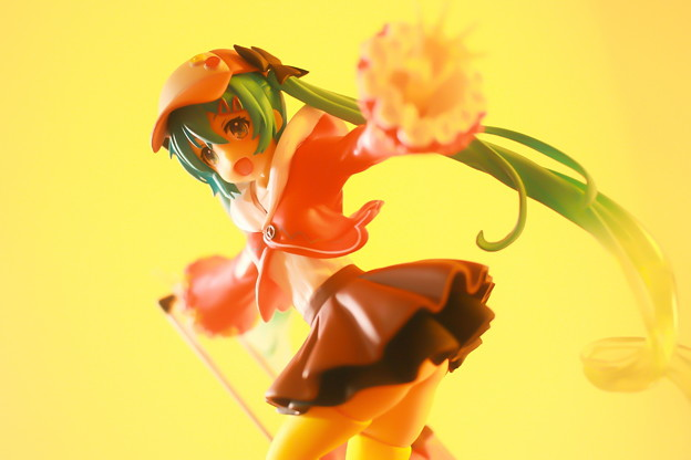 Photos: 初音ミク秋服