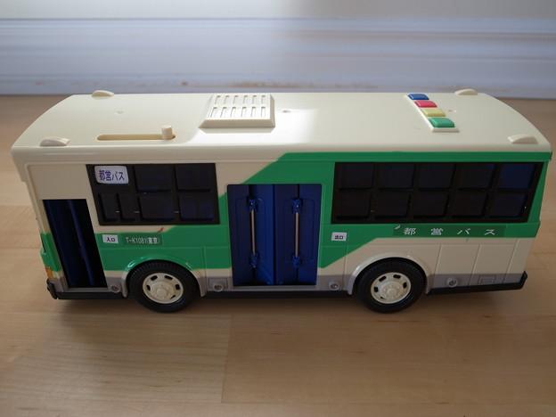 6.都営バスおもちゃ(サウンド付き)