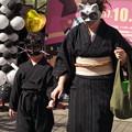 写真: バ~バとアタシの仮装