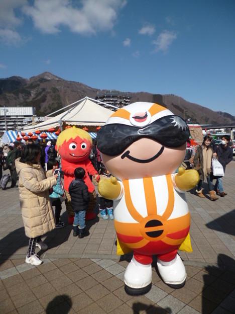 Photos: 日光仮面