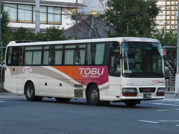 東武バス 2634号車