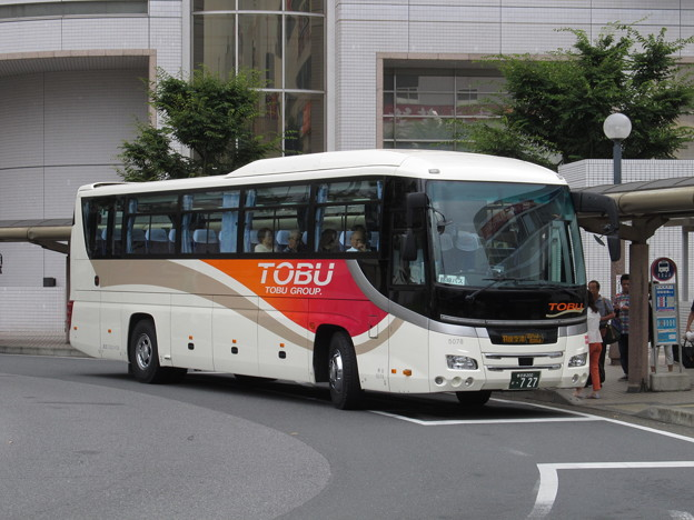 東武バス 5078