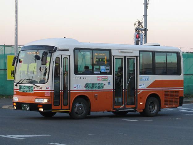 東武バス 9964号車
