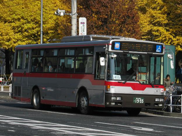 東急バス NI624