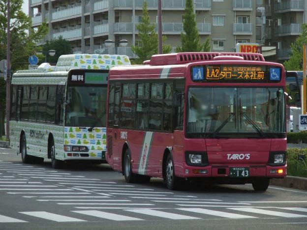 【タローズバス】春日部230あ143