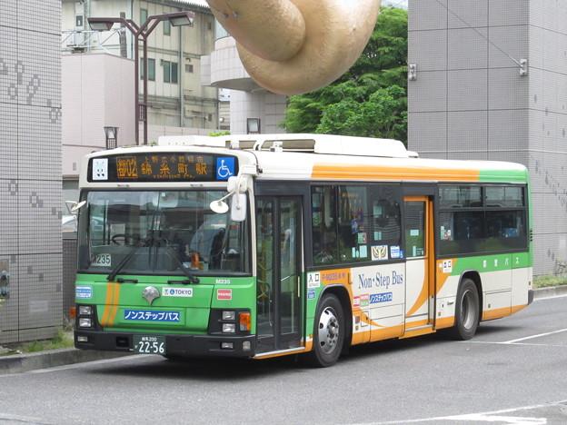 【東京都交通局】 都02 P-M235