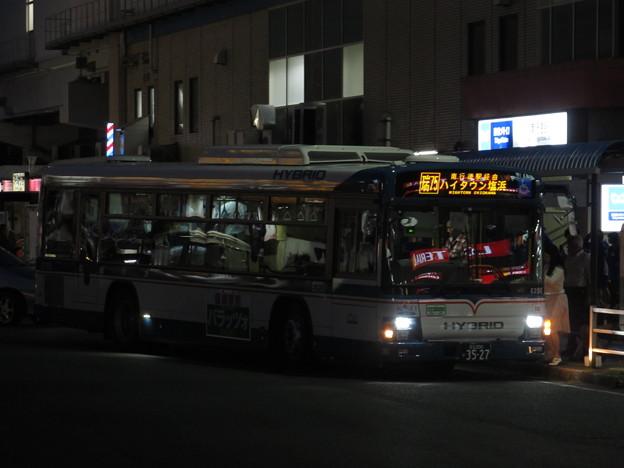 【京成バス】 E200号車