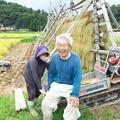 稲刈り(3)H29,9,16