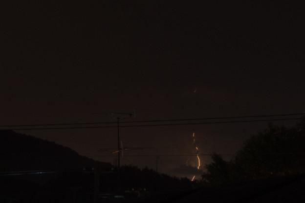 2017年9月19日の雷7