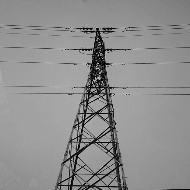 写真: 鉄塔