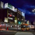 写真: 熱海駅前バス停