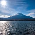 写真: 山中湖