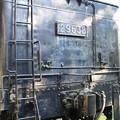 Photos: キューロク形蒸気機関車