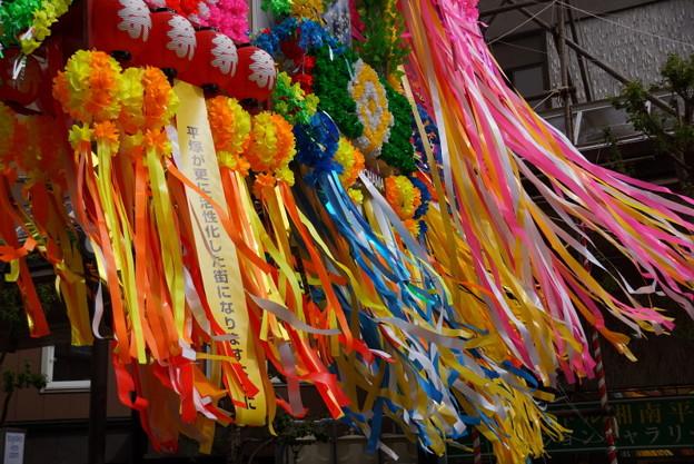 七夕祭り2014、平塚4!
