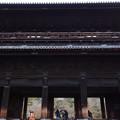 写真: 南禅寺の山門!2014