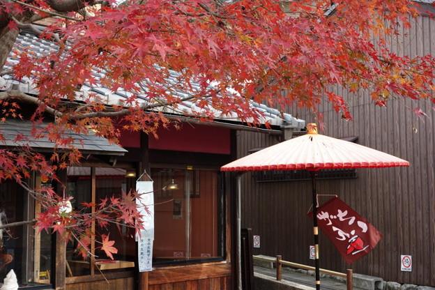 写真: 紅葉彩るお店!2014