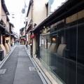 写真: 路地裏の風情、京都2014