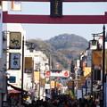 Photos: 初春の参道