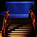 Photos: 太鼓橋のライトアップ!(100430)