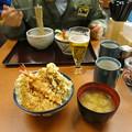 Photos: 天丼ご飯小盛で