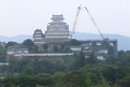 イーグレひめじより姫路城 - 05
