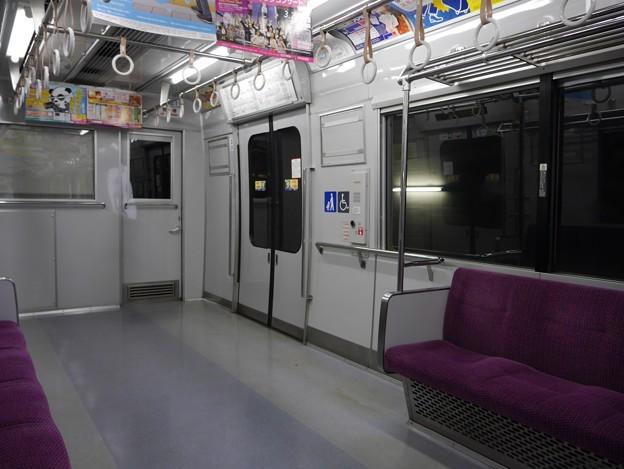 北総鉄道9100形(千葉ニュータウン鉄道車)・車内?