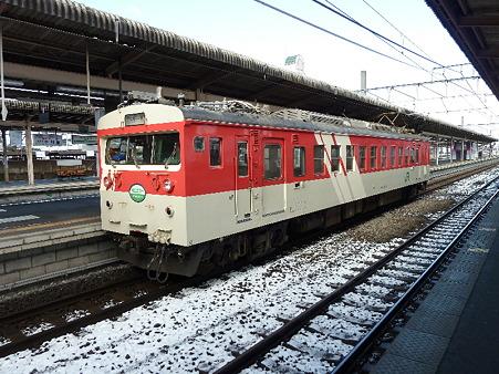 中央本線(辰野支線)123系