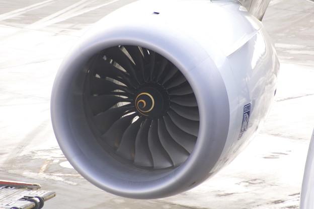飛行機 ロールスロイス 787 ANA