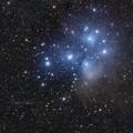 写真: C2015ER61パンスターズ彗星とM45すばる