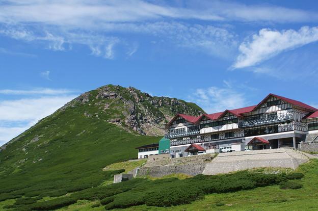 [2017年8月26日]乗鞍岳1