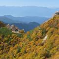 写真: [2017年09月30日]甲斐駒ヶ岳・六方石