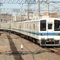 東武アーバンパークライン8000系柏行き春日部到着