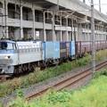 EF66 103代走4093レ宇都宮貨物(タ)13番入線