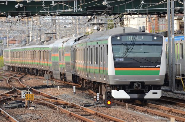 写真: E233系